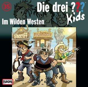 Die drei ??? Kids 35: Im Wilden Westen (Fragezeichen)