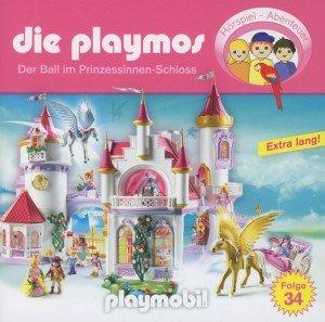 (34)Der Ball Im Prinzessinnen-Schloss