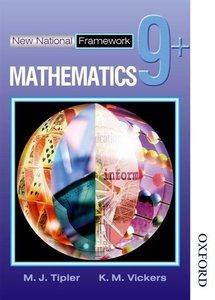 New National Framework Mathematics 9+ Pupil's Book