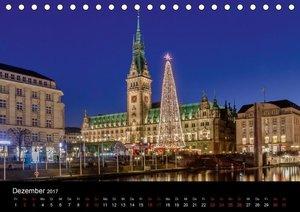 HAMBURG - Deine Perle (Tischkalender 2017 DIN A5 quer)