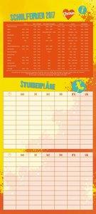 Shaun das Schaf Familienkalender 2017