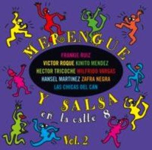 Merengue Y Salsa En La Calle 8
