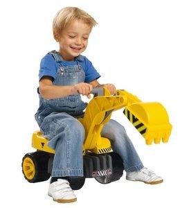 Big 55811 - Maxi Digger. Kinderfahrzeug