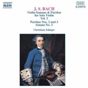 Sonaten Und Partiten Vol.2