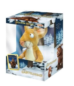 Das Grüffelokind. Geschenk-Edition (DVD plus Plüsch-Maus)