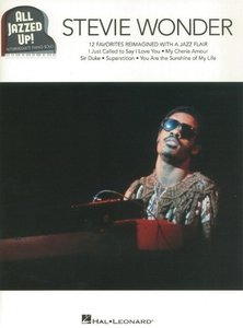 All Jazzed Up!: Stevie Wonder