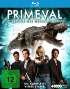 Primeval-Rückkehr Uhrzeitmonster Komp.4 Staffel