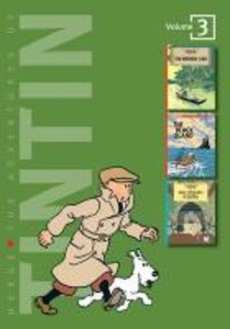 The Adventures of Tintin Collected Albums 3