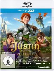 Justin - Völlig Verrittert 3D