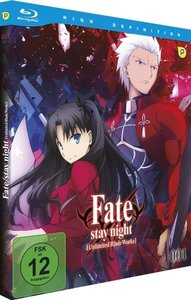 Fate/stay night [Unlimited Blade Works] - Blu-ray 1