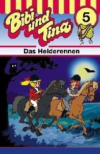 Bibi und Tina 05. Das Heiderennen. Cassette