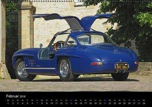 300 SL Collectors Edition # 1 (Wandkalender 2016 DIN A2 quer)