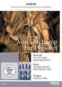 Palettes - Von Duchamp zur Pop Art