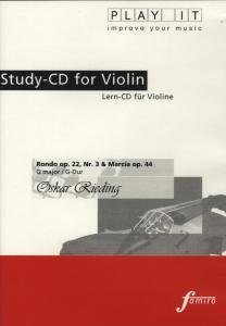 Study-CD Violin - Rondo op.22,Nr.3 & Marcia op.44