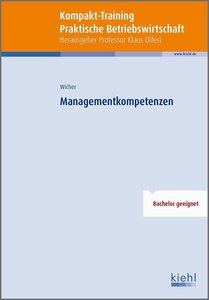 Kompakt-Training Managementkompetenzen