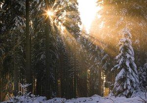 Lichtzauber im Sauerland (Tischaufsteller DIN A5 quer)