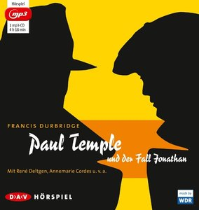 Paul Temple und der Fall Jonathan