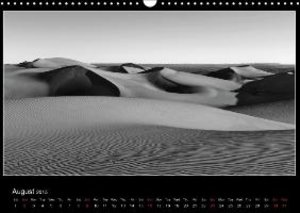 The dunes of Amatlich (Wall Calendar 2015 DIN A3 Landscape)
