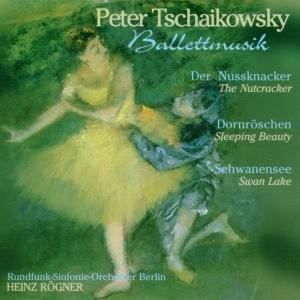 Ballettmusik-Nussknacker/Dornröschen/Schwanensee