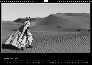 The dunes of Amatlich (Wall Calendar 2015 DIN A3 Landscape)
