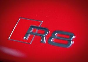 Audi R8 V10 Spyder (Posterbuch DIN A2 quer)