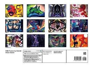 Wild Future by Daniel Sean Kaiser (Posterbuch DIN A3 quer)