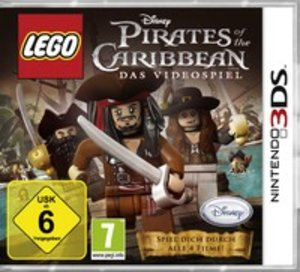 Lego Pirates of the Caribbean - Das Videospiel (Software Pyramid