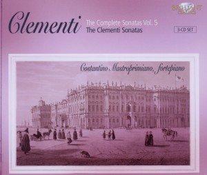 Sämtliche Klaviersonaten für Fortepiano Vol.5