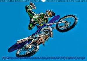 Motocross - mit vollem Risiko (Wandkalender 2016 DIN A3 quer)