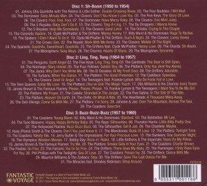 Doo Wop-R&B Vocal Group Sound (1950-60)