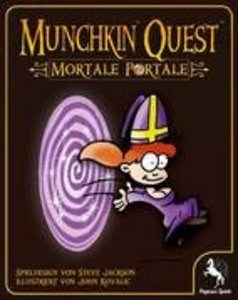 Munchkin Quest: Portale Mortale