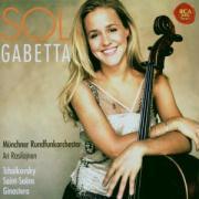 Werke für Cello: Tschaikowsky/Saint-Saens/Ginaster - zum Schließen ins Bild klicken