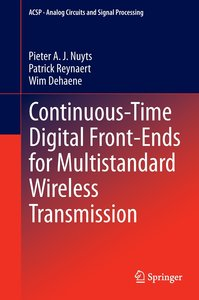 Continuous-Time Digital Front-Ends for Multistandard Wireless Tr