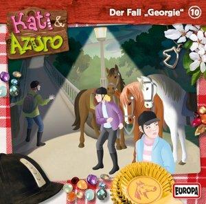 "Kati & Azuro 10. Der Fall ""Georgie"""