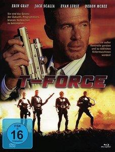 T-Force - limitierte Auflage - Cover A Mediabook - uncut -