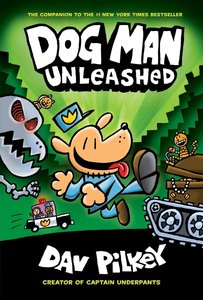 Captain Underpants: The Adventures of Dog Man 2: Unleashed