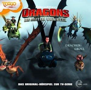 Dragons - Die Reiter von Berk 07. Drachengroll