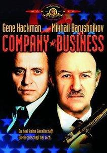 Company Business - Du hast keine Gesellschaft. Die Gesellschaft