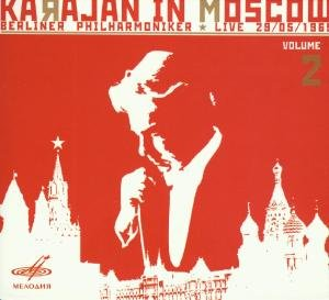 Karajan in Moscow Vol.2 (1969)