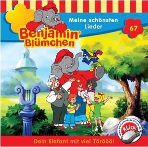 Benjamin Blümchen 067. Meine schönsten Lieder