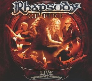 Live-From Chaos To Eternity (Digipak)