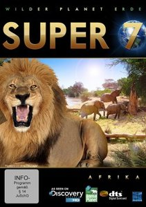 Wilder Planet Erde: Africa-Super 7
