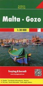 Malta - Gozo 1 : 30 000