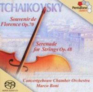 Souvenir De Florence/Ser op.48