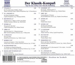 Der Klassik-Kompaß (CD+Buch)