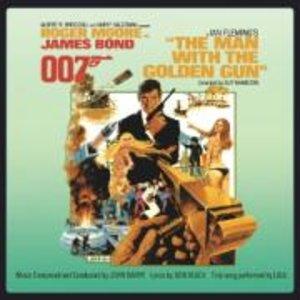 Man With The Golden Gun/007 James Bond (Remaster.)