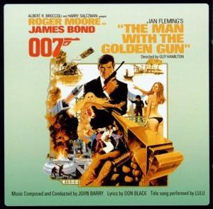 Man With The Golden Gun/007 James Bond (Remaster.)