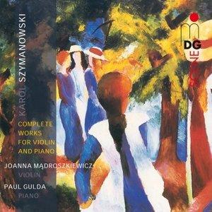 Sämtliche Werke für Violine und Klavier (GA)