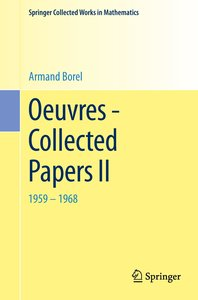 Oeuvres - Collected Papers II