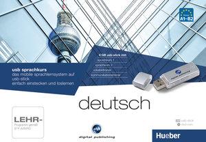 Interaktive Sprachreise: USB-Sprachkurs Deutsch